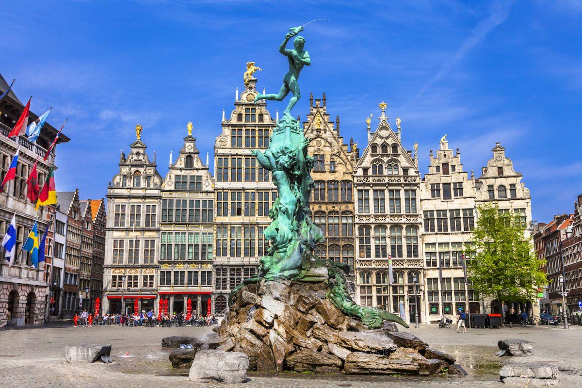 Bedrijfsuitje regio Antwerpen en omgeving