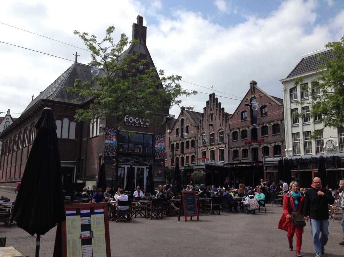 Bedrijfsuitje regio Arnhem en omgeving