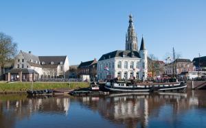 uitje Breda  provincie Noord Brabant - Prinsenbeek Oosterhout Terheijden Rijen Renesse Terneuzen