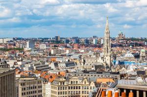 Brussel organiseren Vlaams Brabant