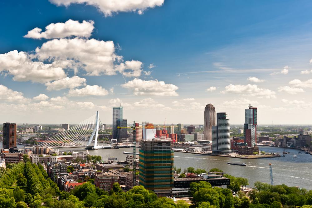 Bedrijfsuitje regio Rotterdam en omgeving