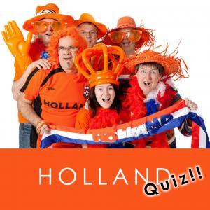 Ik hou van Holland quiz Op eigen lokatie