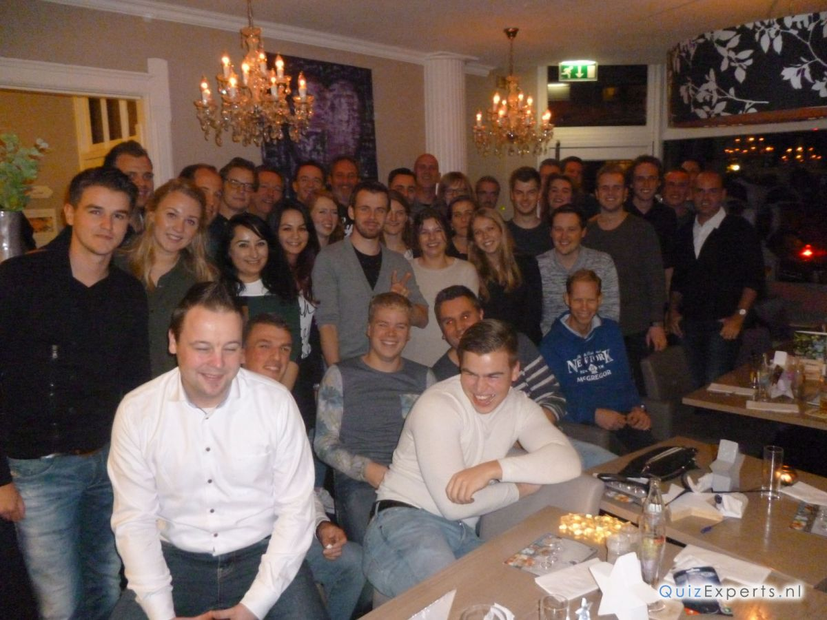 ranking the stars quiz in amsterdam organiseren your teammates colleagues